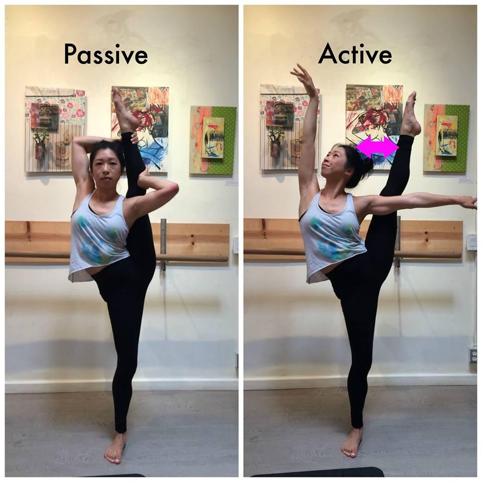 Active VS. Passive Flexibility