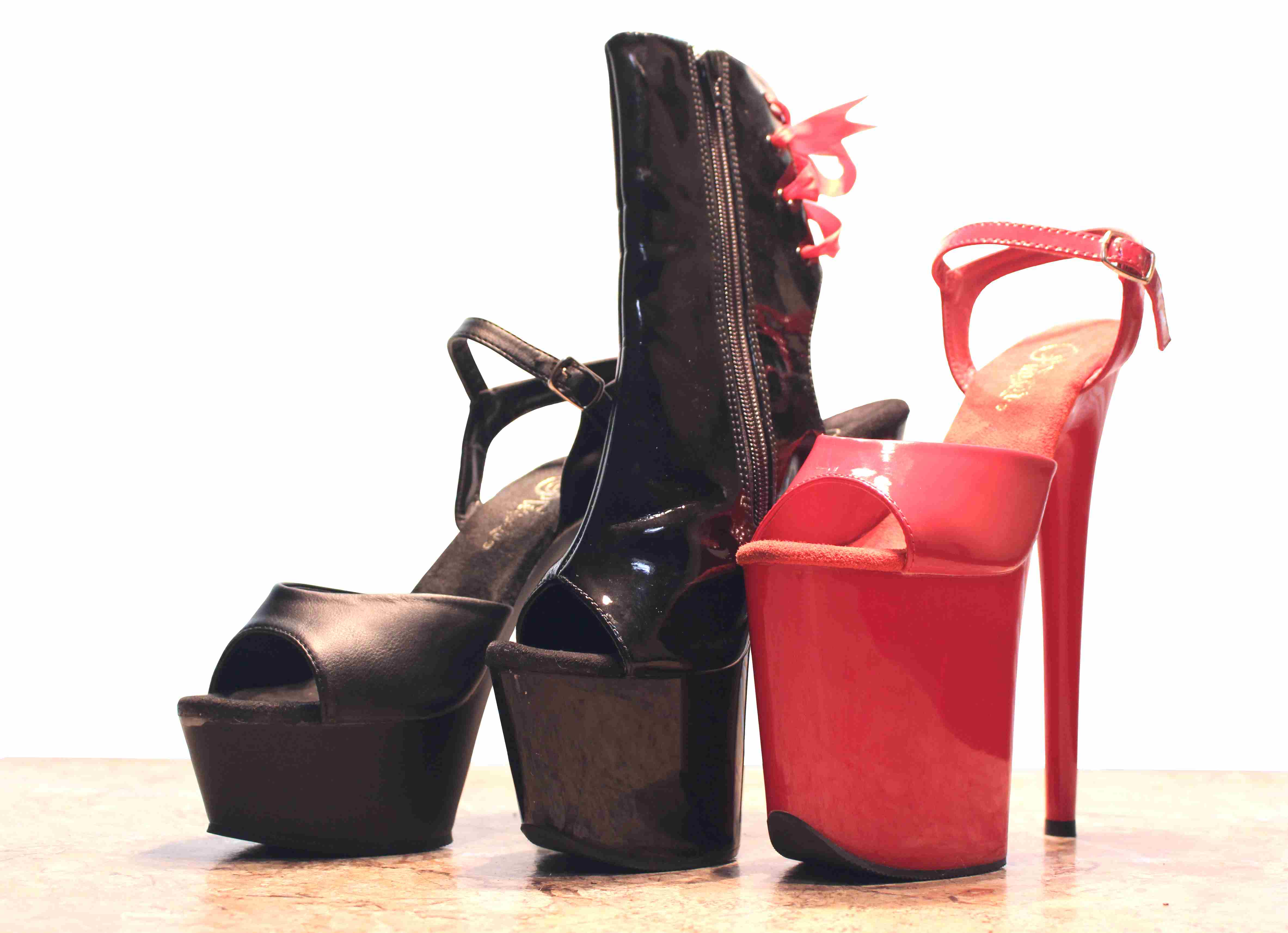 Choosing Your Heels: Size, Style, and Material