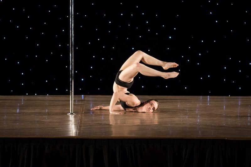 Scorpion by Katanna - Destynnie Hall at Pole Sport Organization Northeast
